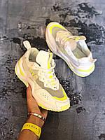 Женские кроссовки Puma Rice Белые, Реплика, фото 1