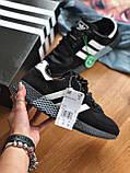 Кросівки Adidas marathon tech black / / Адідас Маратон, фото 6