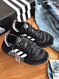 Кросівки Adidas marathon tech black / / Адідас Маратон, фото 7