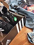 Кросівки Adidas marathon tech black / / Адідас Маратон, фото 5