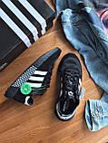 Кросівки Adidas marathon tech black / / Адідас Маратон, фото 8