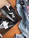 Кросівки Adidas marathon tech black / / Адідас Маратон, фото 9
