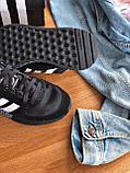 Кросівки Adidas marathon tech black / / Адідас Маратон, фото 3