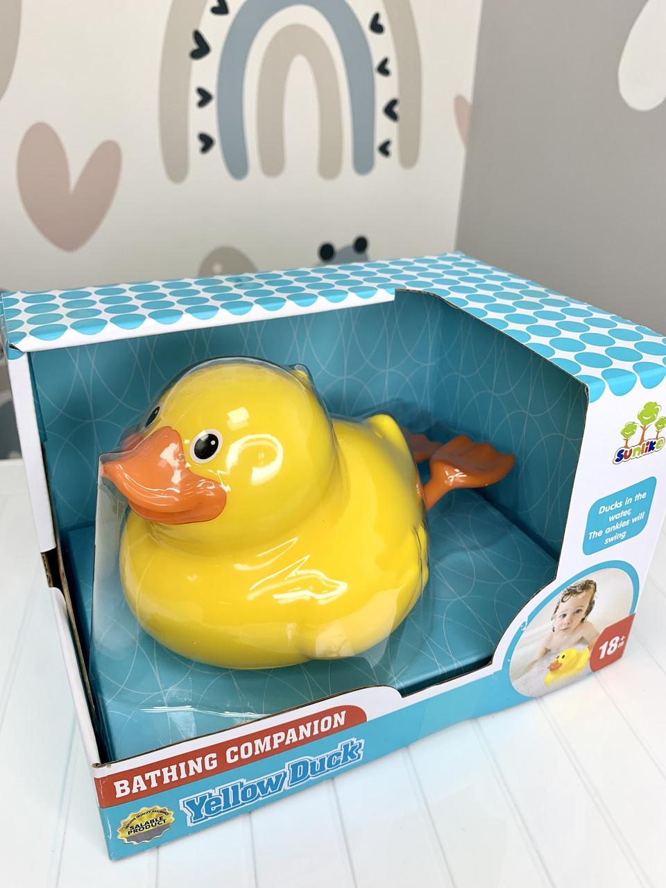 Водоплавающая игрушка Уточка 87037