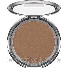 Компактна тональна пудра GLAMOUR GLOW 10 г (відтінок glamour tan)