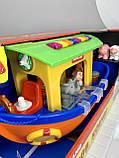 Игровой набор Ноев ковчег Kiddieland 049734 Оригинал озвучен на русском, фото 6