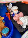 Игровой набор Ноев ковчег Kiddieland 049734 Оригинал озвучен на русском, фото 4