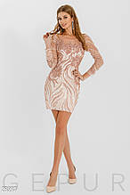 Сукня жіноча з вишивкою