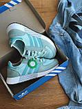 Кросівки Adidas marathon tech blue / Адідас Маратон, фото 8