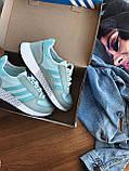 Кроссовки Adidas marathon tech blue / Адидас Маратон, фото 2