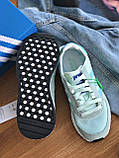 Кросівки Adidas marathon tech blue / Адідас Маратон, фото 9