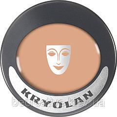 Компактний тональний крем Kryolan ULTRA FOUNDATION (відтінок 3w)