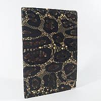 Обложка для паспорта кожаная женская питон Desisan Турция , фото 1