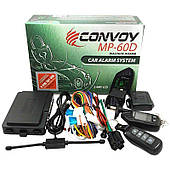 Автосигналізація Convoy MP-60D LCD