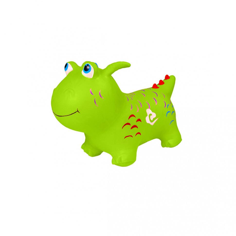 Прыгун Динозавр BT-RJ-0069 Зеленый