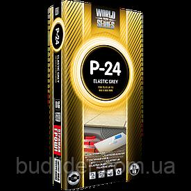 Эластичный клей для плитки Полимин  WS P-24 Elastic grey 25кг