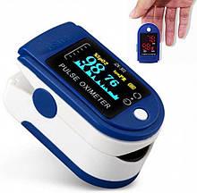 Пульсоксиметр на палець для зміни насиченості кисню в крові