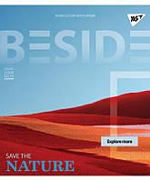 """Тетрадь для записей А4/80 клетка YES """"BESIDE"""""""
