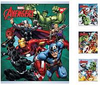 """Тетради в линию А5/12 """"Avengers"""""""