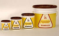 Шпаклевка водная Ecostucco (5кг) Borma Wachs (Италия)