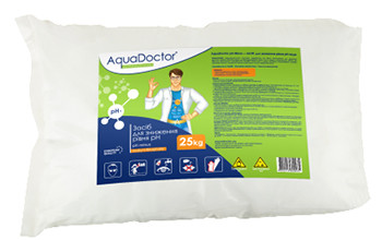 AquaDoctor pH Minus в гранулах, 25 кг