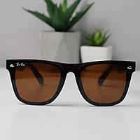Солнцезащитные очки женские Wayfarer 4390 Коричневый