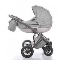 Универсальная коляска Junama Impulse Carbon  02 Silver