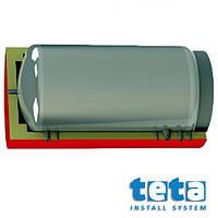 Теплоаккумулятор отопления  5000 л горизонтальный с изоляцией