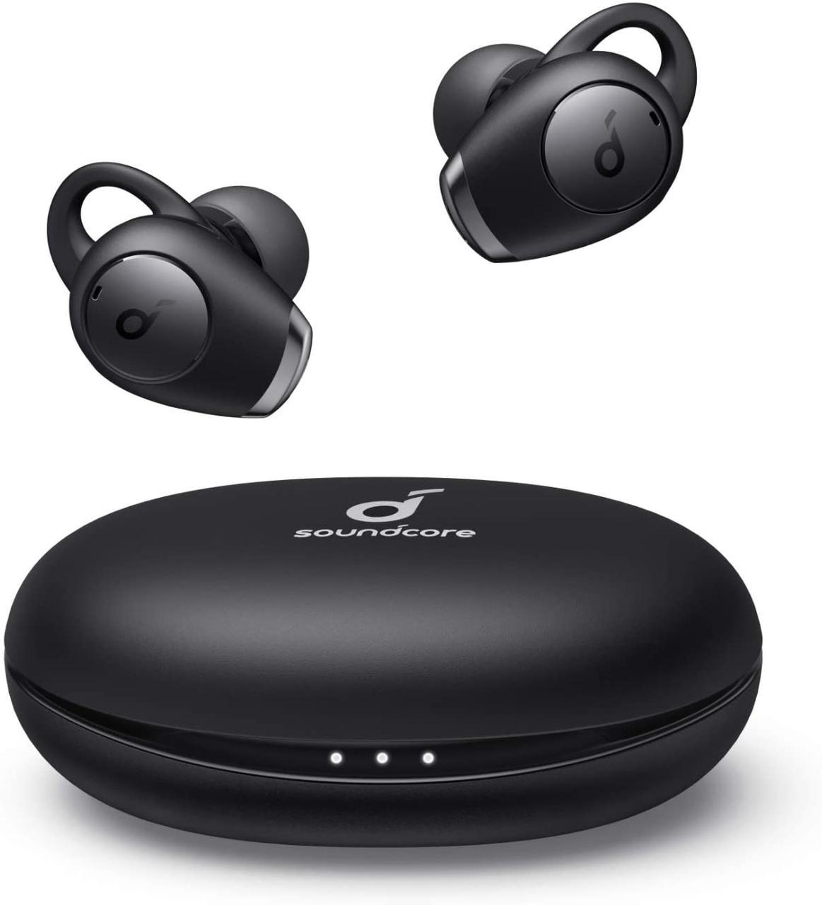 Беспроводные Bluetooth Наушники Anker Life A2 NC - гибридное шумоподавление ANC 7/35 часов музыки