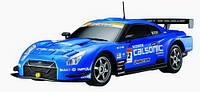 Автомобиль радиоупр-ый Auldey 2008 NISSAN GT-R SUPER GT (красный или синий,1:16)