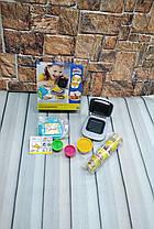 Оригінал плей до play doh Вафельниця с контейнером іграшковий набор.