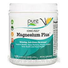 Pure Essence, Ionic-Fizz, Magnesium Plus, апельсин и ваниль, 342г (12,06унции)