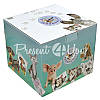 Фигурка-статуэтка коллекционная с керамики кошка «Шеба» Англия, h-10 см, фото 2