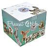 Фигурка-статуэтка коллекционная с керамики кошка «Мармелад», Англия h-11 см, фото 2
