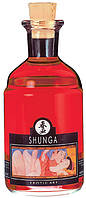 Масло для интимных поцелуев Shunga APHRODISIAC OIL BLAZING CHERRY
