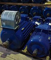 Электродвигатель с фазным ротором MTF(H)