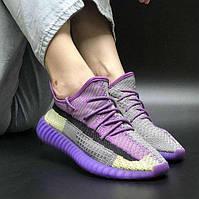 Женские кроссовки Adidas Yeezy Boost 350 V2 Yeshaya (reflective)