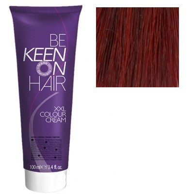 Крем краска Dunkelblond Kupfer - 6.4 Темно-медный блондин Keen Color Cream XXL 100 мл.