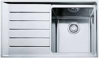 Кухонная мойка Franke NPX 611 (левое крыло) (полированная), фото 1
