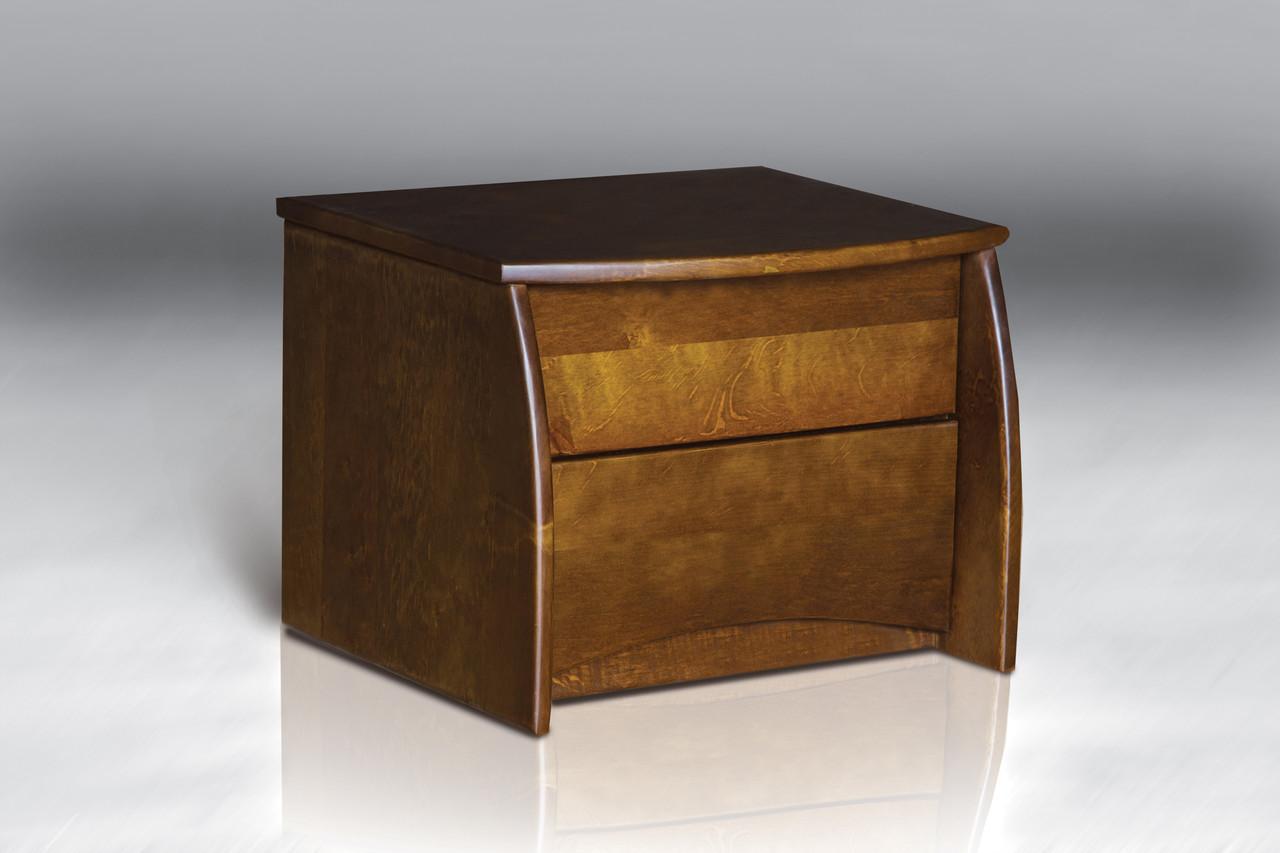 Тумба Ника ольха (орех) (Микс-Мебель TM)