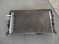 Радиатор кондиционера Б/У Форд Фокус 2(Ford Focus 2)