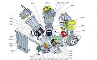 Ремонт компрессоров  КТ-6, КТ-7, ПК-5,25 ПК-3,5 ПК-1,75