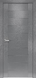 Двері міжкімнатні Мюнхен глухі Х-Сірий, 800