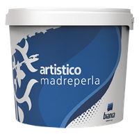Текстурная Краска, Перламутровая Краска Madreperla Bianca