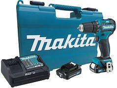 Шуруповерт аккумуляторный Makita HP333DSAE