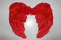 Крылья Ангела (44*34) Красные