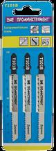 Пилочки 75х2.5мм для электролобзика T101B (3 шт.)