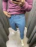 Джинсы-Джоггеры синие 20488, фото 4