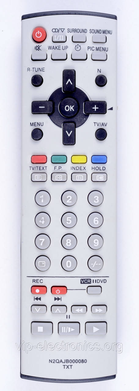 Пульт Panasonic  N2QAJB000080