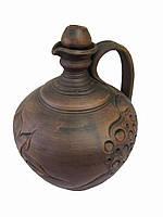 Керамический графин для вина Алладин СК (Станиславcкая глиняная посуда)